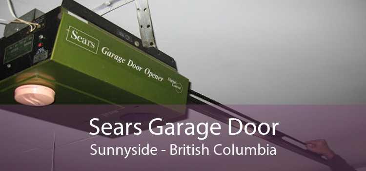 Sears Garage Door Sunnyside - British Columbia