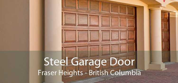 Steel Garage Door Fraser Heights - British Columbia