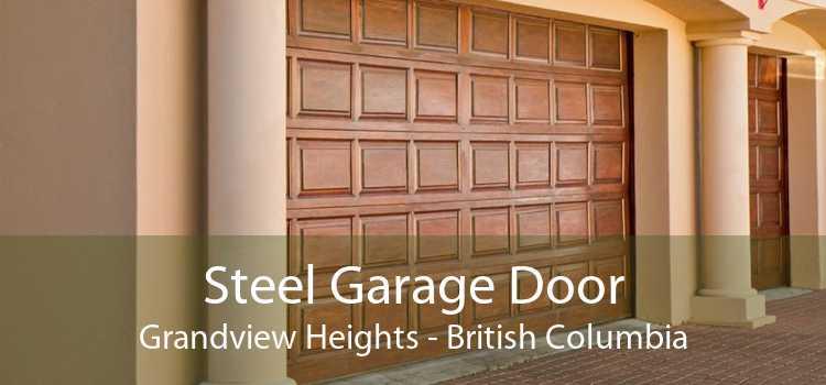 Steel Garage Door Grandview Heights - British Columbia