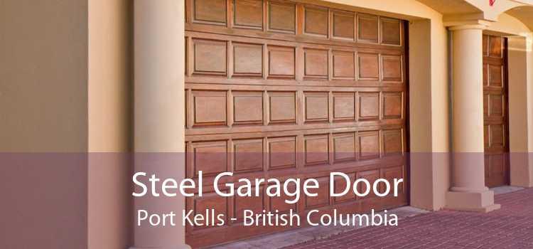 Steel Garage Door Port Kells - British Columbia