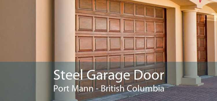 Steel Garage Door Port Mann - British Columbia