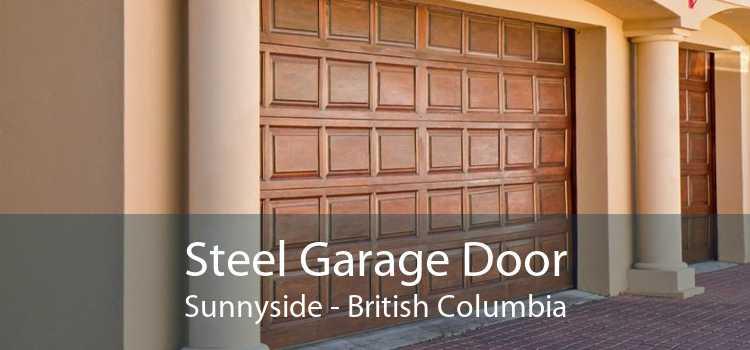 Steel Garage Door Sunnyside - British Columbia
