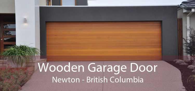 Wooden Garage Door Newton - British Columbia